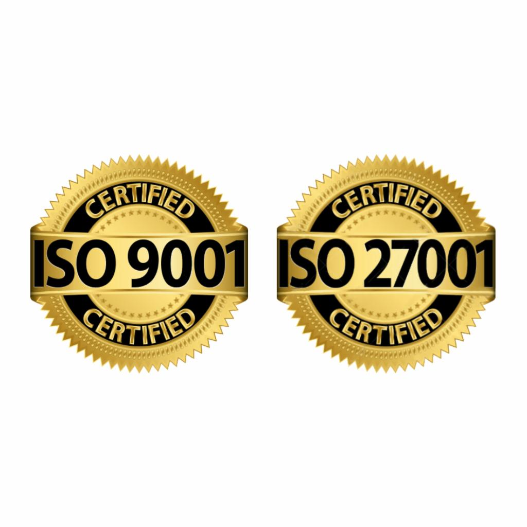 iso 9001 27001
